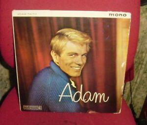 Adam Faith Adam Parlophone PMC 1128 Vinyl LP Album Mono UK 1960 Pop John Barry - London, London, United Kingdom - Adam Faith Adam Parlophone PMC 1128 Vinyl LP Album Mono UK 1960 Pop John Barry - London, London, United Kingdom