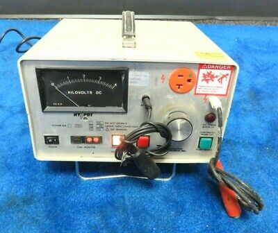 Associated Research Ac Hypot And Ground Continuity Tester 5040at