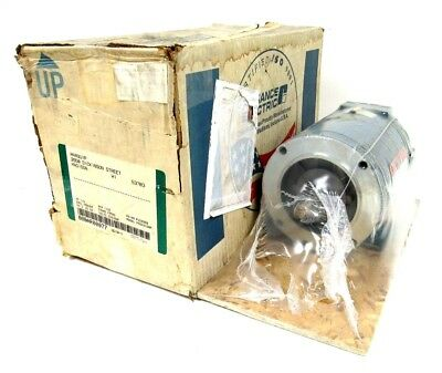 New Reliance Electric P56x3164m Motor 12 Hp 1725 Rpm