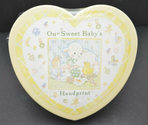 Baby Handprint/Footprint Keepsake Mold Kit
