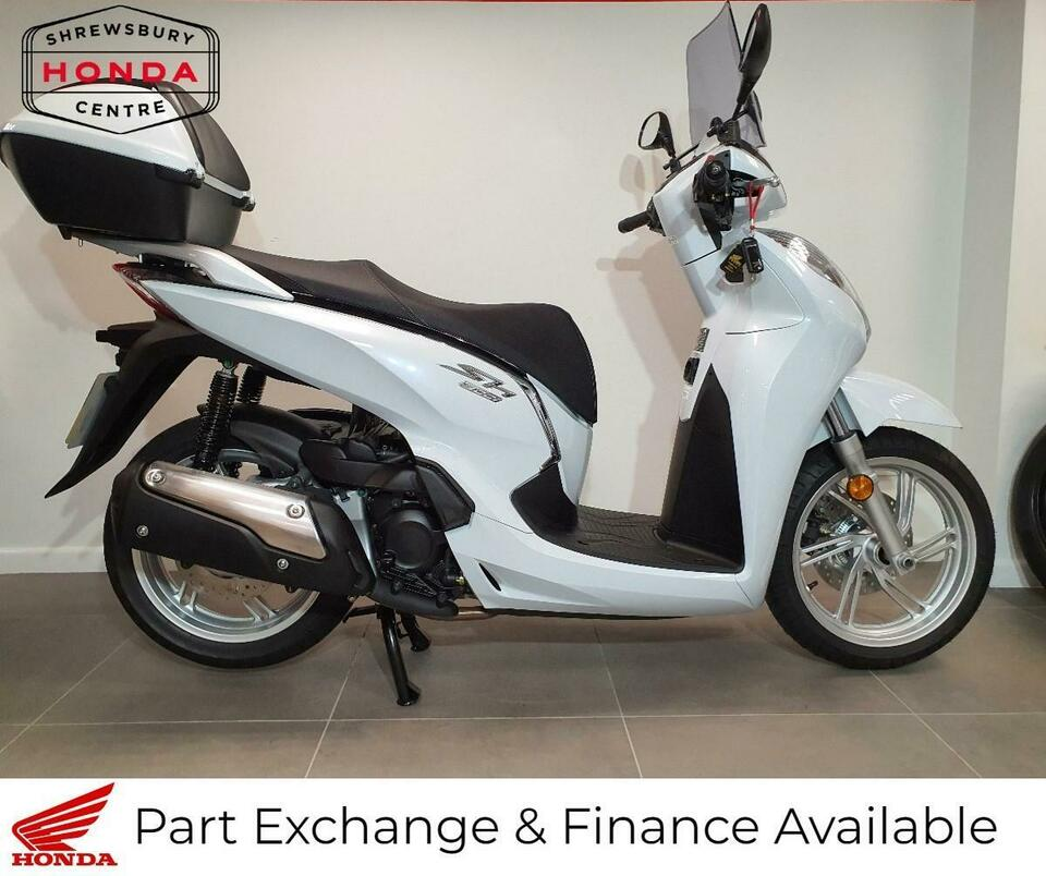 Honda SH300 in immaculate condition 1 mile on the clock