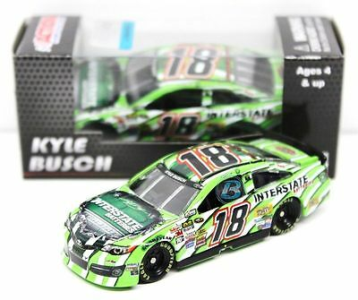 18 Kyle Busch 2014 Interstate Batteries Legacy Toyota Camry Action Diecast 1 64