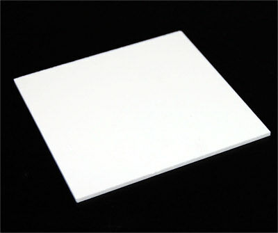 18 3mm Solid White Acrylic Plexiglass Sheet Thick 12x12 White Board