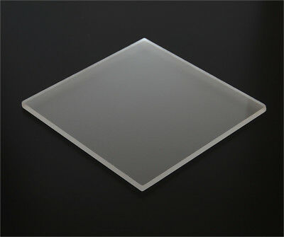 18 3mm Matte Acrylic Sheet Frosted Clear Plexiglass 24x12 P95 Azm On Sale