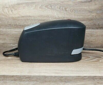 Stanley Bostitch Electric Stapler Desktop Black Automatic Antijam Model 02210
