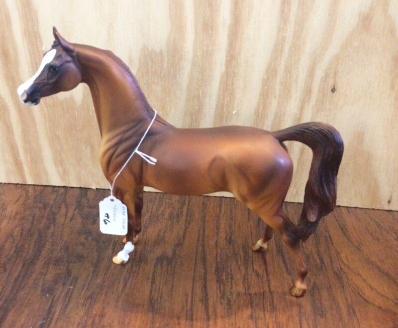 Peter Stone Horse Model Named Golden (See Description)
