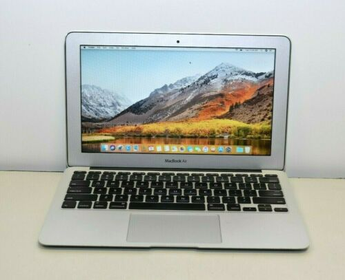 "Apple MacBook Air A1370 2011 11.6"" Core i5 1.60GHz 2GB RAM 64GB SSD - MC968LL/A"