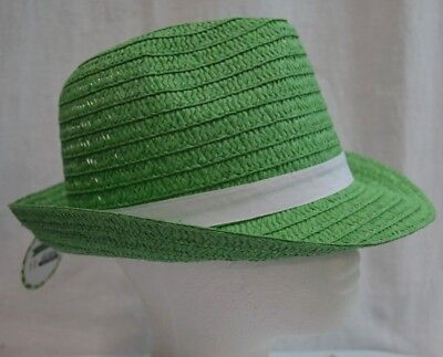 St. Patricks Day Green Fedora Party Hat (St Patricks Day Party)