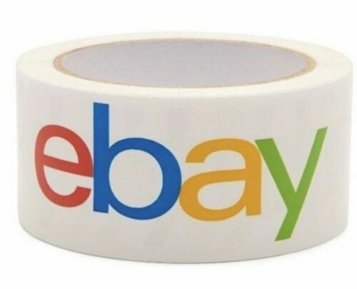 eBay Branded Packing Packaging Shipping Tape  1 ROLL 75 Yards 2Mil Classic