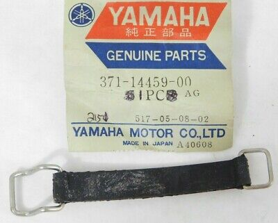 1 NOS Genuine 1975 Yamaha XS 500 Air Filter Guide Holder Strap OEM 371-14459-00