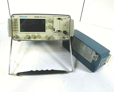 Tektronix 1502b Metallic Cable Tester Tdr - As-is - Free Shipping