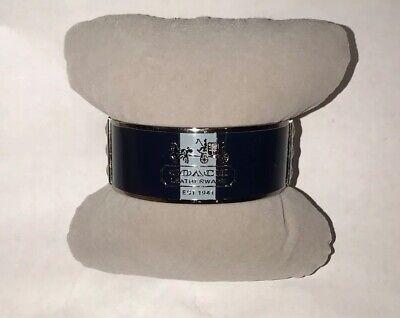 COACH 1/2 Inch Bangle Bracelet, - 1/2 Inch Bangle Bracelet