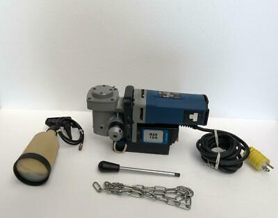 Bds Mab 150 Electric Magnet Drill Machine 1-38 35 Mm Capacity 115 Vac