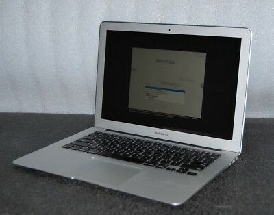 "MacBook Air 13"" 2015 Model (A1466) 5th Gen i5 1.6GHz, 8GB, 128GB Flash SSD"
