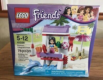 LEGO Friends Emma's Lifeguard Post - 41028 ()