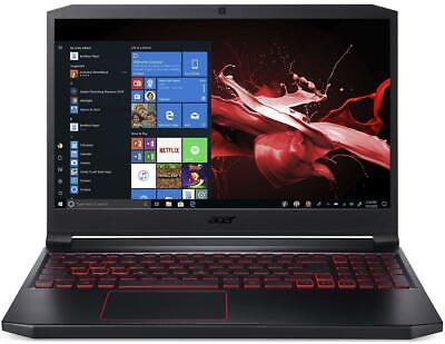 "Acer Nitro 15.6"" Intel Core i7 GeForce GTX 1660Ti 8GB RAM 512GB M.2 NVMe SSD"