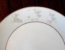 NORITAKE CHINA PLATES IN 'BALBOA' DESIGN. New Farm Brisbane North East Preview