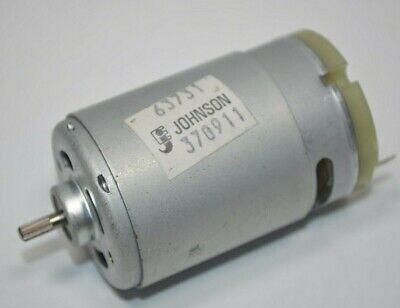 Johnson Electric 36V Motor Encoder w// Removable Worm