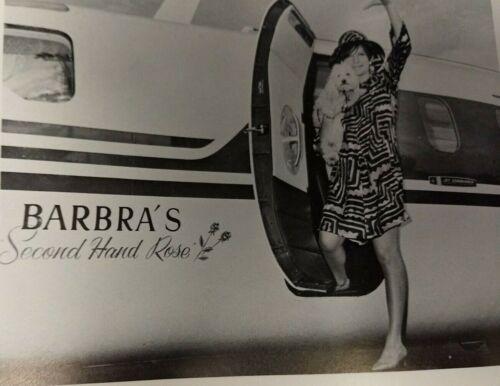 CA-14 BARBRA STREISAND 1967 U.S. TOUR CONCERT PROGRAM  BOOKLET Great Condition