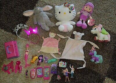 zeug Paket für Mädchen Filly, Hello Kitty ca. 32 cm , Puppe  (Spielzeug Für Kleine Mädchen)