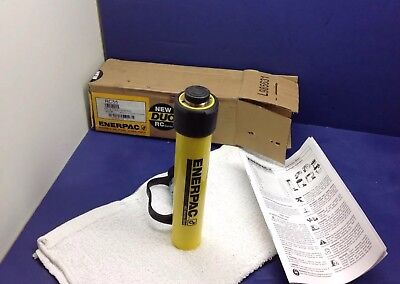 Enerpac Rc-55 New Hydraulic Cylinder 5 Tons 5in. Stroke Duo Series