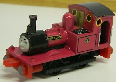 Vintage 1996 ERTL Thomas The Tank Engine & Friends RHENEAS See ALL Pics Rare//