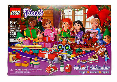 Lego Friends: Advent Calendar (41420) - NIOB