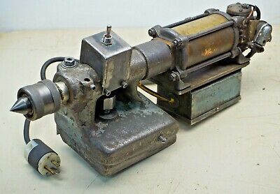 South Bend Lathe Tail Stock Assembly - Modified - Pneumaticelectric