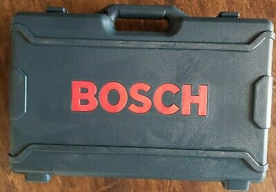 Bosch Hammer Drill Driver Case
