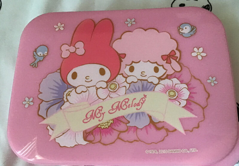 My Melody Container