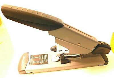 Swingline Heavy Duty Stapler 160 Sheet High Capacity Blackgray 39005