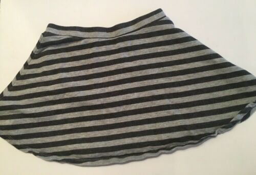 Girls Cute Old Navy Flared Striped Skirt Size S 6-7