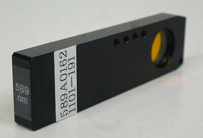 Jasco 589nm Polarimeter Filter Accessory P-1000 Series P-1020