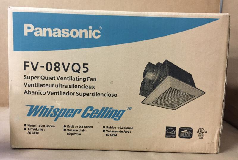Panasonic FV-08VQ5 Super Quiet Ventilation Fan
