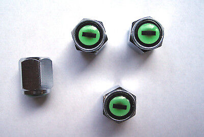 Type O Negative Tire Valve Stem Caps, Type O Negative Band Logo Tire Caps,