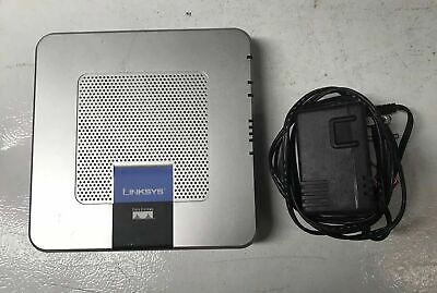 Linksys RTP300- VoIP Voice Broadband Router w/ 2 Phone - 2 Voip Ports