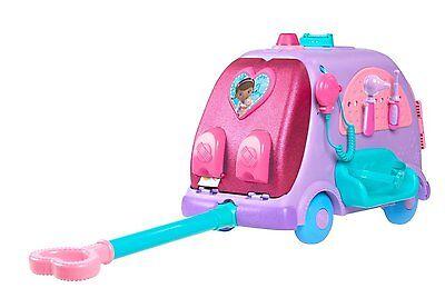 Disney Junior Doc McStuffins Get Better Talking Mobile Clinic Cart Toy NEW! (Disney Junior Doc Mcstuffins Get Better Talking Mobile)