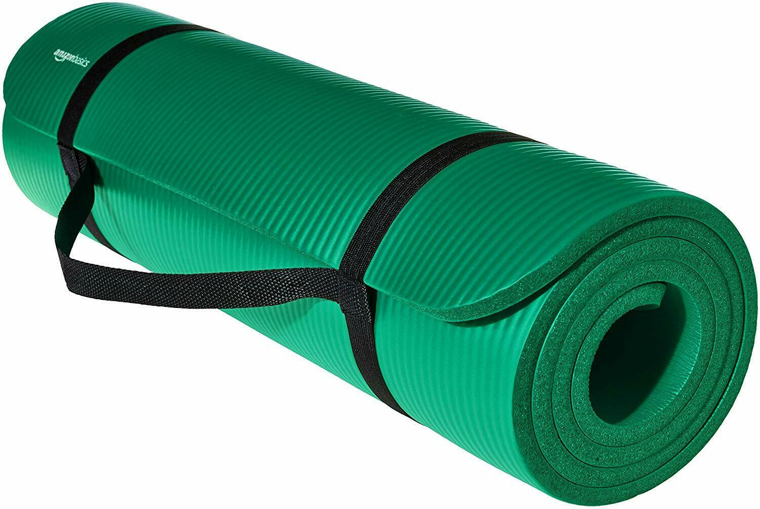 13mm extra thick yoga and exercise mat