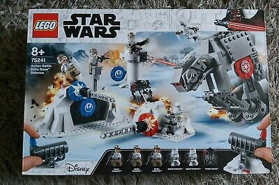 LEGO Star Wars: Battle of Hoth Base Defence Battle Set - 75241 NEW UNOPENED