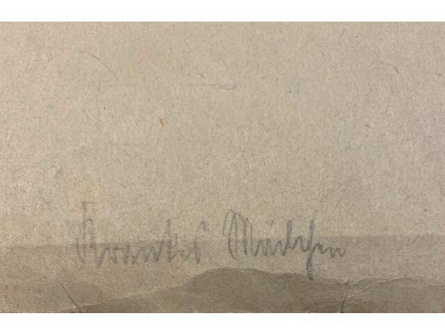 Georg Ehrlich Lithografie