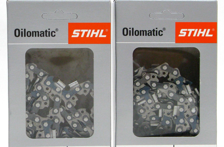 """3 Stück Stihl Sägekett 3 NEU 3//8/""""P 1,3mm 50 TG 35cm 63PM3 3636 000 0050 NEU"""