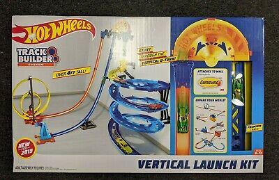 Mattel Hot Wheels Track Builder System Vertical Launch Kit GGH70 BRAND NEW