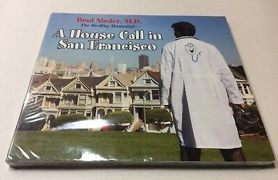Nieder, Brad M.D.-The Healthy Humorist : A House Call In San Francisco, CD