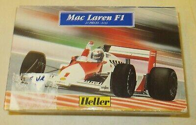 HELLER McLaren F1 - 1/43 79800 model kit