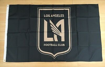 80c1b1acf LAFC Los Angeles Football Club MLS 3x5 ft Flag