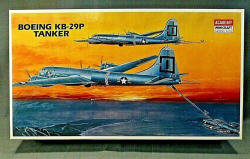 ACADEMY MINICRAFT 1/72 SCALE BOEING KB-29P TANKER, Factory Complete