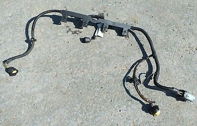 Ford Focus MK1 1.6 16v Petrol Fuel Injector Wiring Loom
