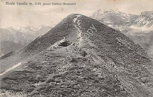 Cartolina-Postcard-Vipiteno-Monte-Cavallo-anni-039-40
