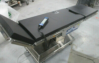 Skytron 3600b Ultraslide Surgical Table With Pads Remote - Excellent Condition
