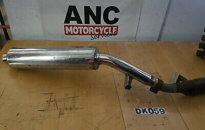 Exhaust/Silencer System -Complete Assembly - Honda CBR600F (MBW) DK059